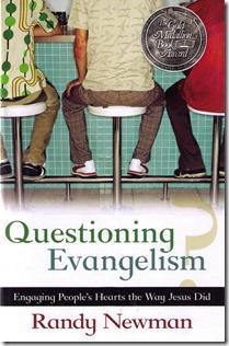 book image Questioning_Evangelism