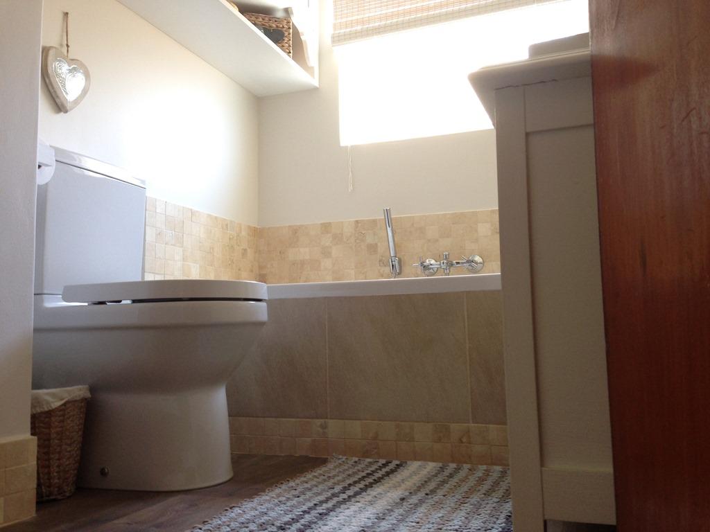 Wood Bathroom Walls